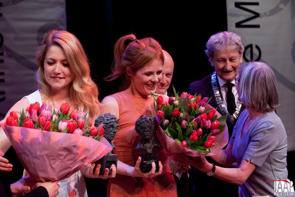 Yentl en De Boer winnen Annie M.G. Schmidtprijs