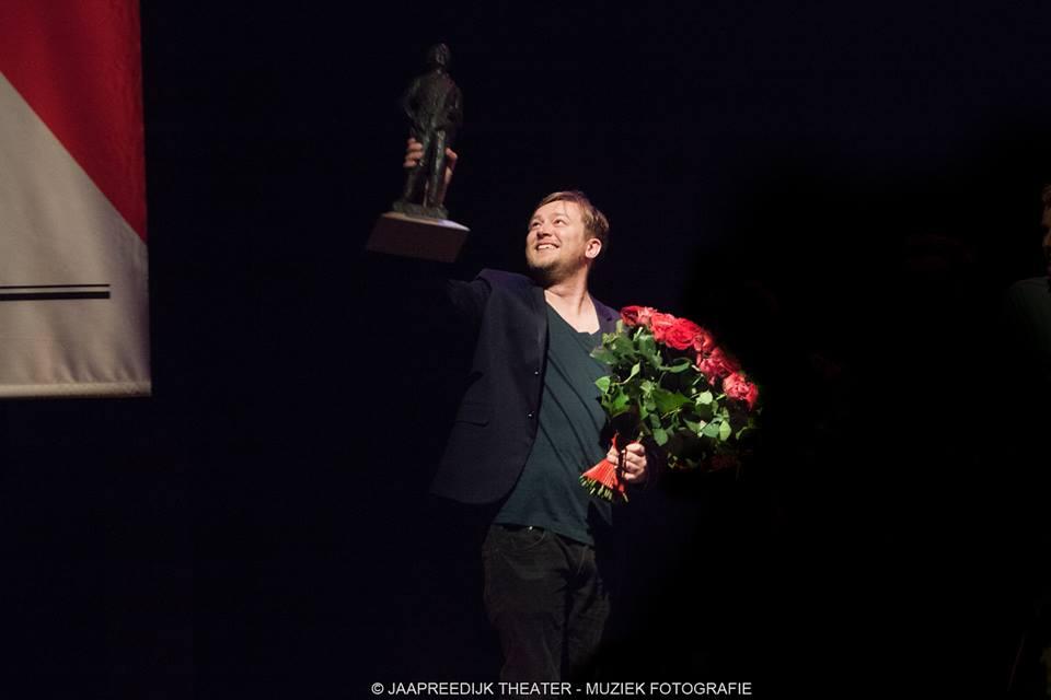 Tjeerd Gerritsen wint Sonneveldprijs
