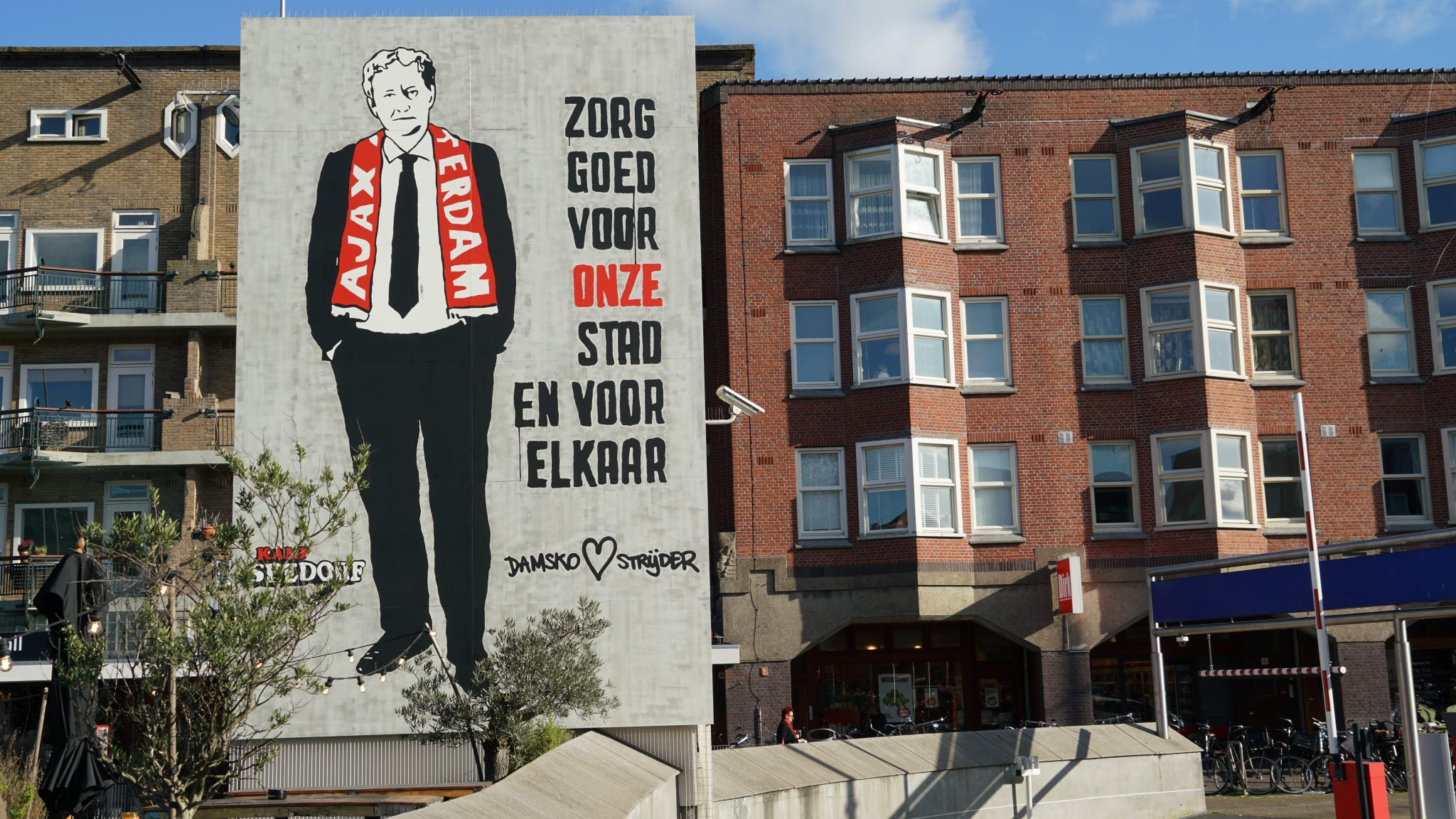 AKF HOMMAGE AAN AMSTERDAM