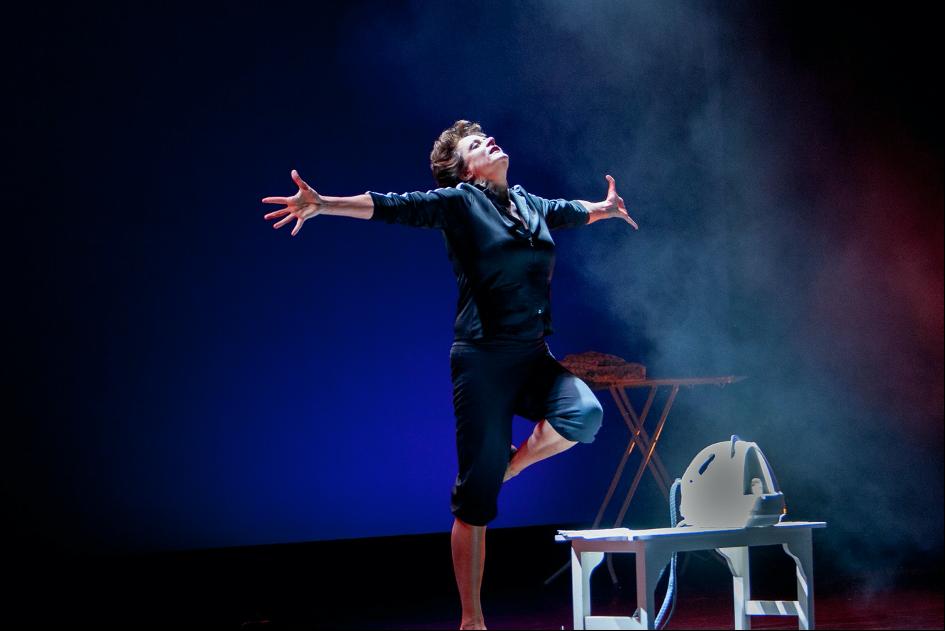 Masterclass Lenette van Dongen | 20 december 2021 | Theater Bellevue